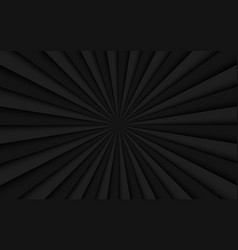 Black and grey abstract background vector