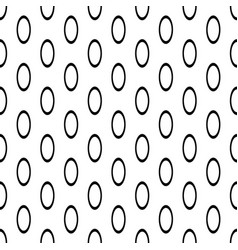 Black and white seamless abstract geometric vector