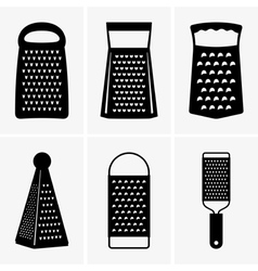 Grater vector