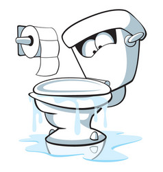 Toilet 3 vector