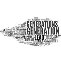 Generation word cloud concept vector