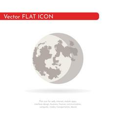 last quarter icon 1 vector image