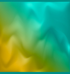 Mesh-blur-blue-green-yellow vector