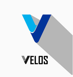 Logotype 3 d letter x technology business company vector