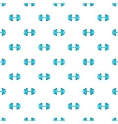 Rod pattern cartoon style vector