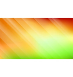 Abstract colorful yellow and green background vector image vector image