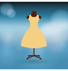 Feminine fashion design vector