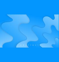 liquid abstract shape gradients vector image