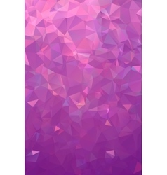 Abstract polygonal plum geometric background Low vector