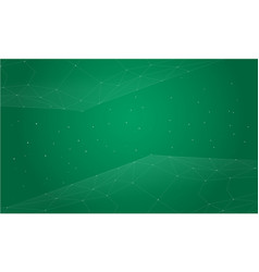 Green abstract background style collection vector