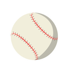 sport baseball ball vector image