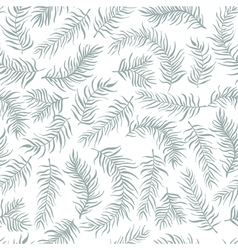 Pattern decoration White background vector image vector image