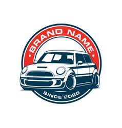 Car logo emblem vector