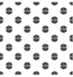 confidental pattern seamless vector image