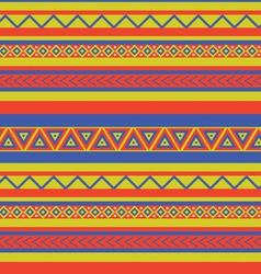 mexico pattern vector image vector image
