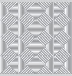 tile rhombus seamless pattern vector image