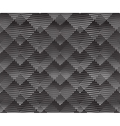 Abstract halftone pattern vector image