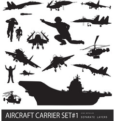 Military vector image vector image