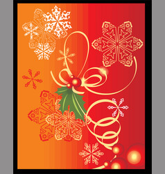 Christmas background 4 vector