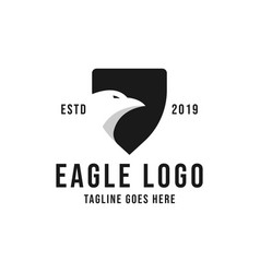 Eagle logo design inspiration vector