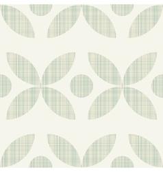 Geometric ornament seamless vector image