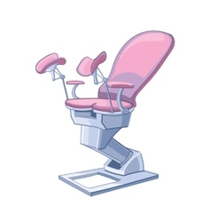 Gynecology icon set vector image