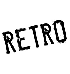 Retro stamp rubber grunge vector