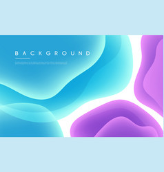 abstract minimalist background with vector image
