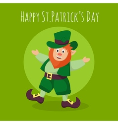 happy st patricks day2 vector image