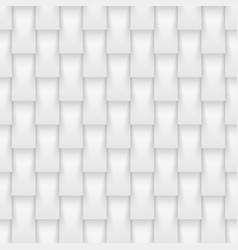 Light abstract repetitive pattern 3d tetragonal vector