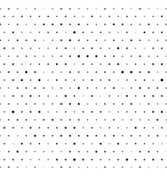 random speckled dotted pattern seamlessly vector image