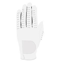 White glove vector