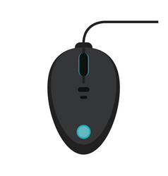 mouse technology game video vector image