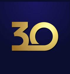 30 simple golden vector