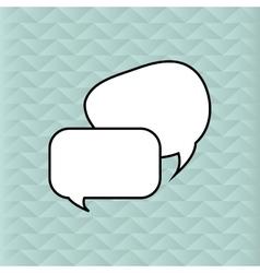 Communication icon design vector