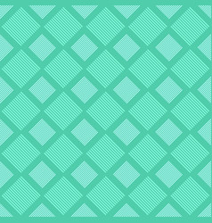 simple seamless pattern - square background vector image