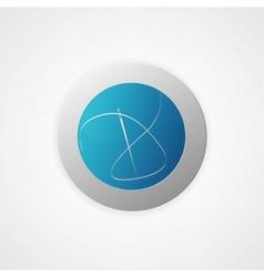seamstress icon vector image