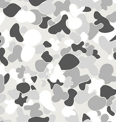 auscam snow seamless pattern vector image
