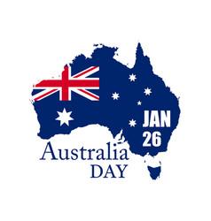 Australia day vector