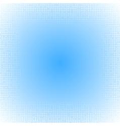 Tech blue art background vector