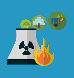 environment ecological natural concept vector image