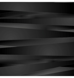 Black stripes background vector