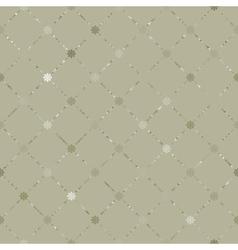 vintage dot pattern vector image