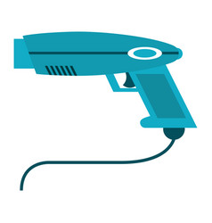 weapon virtual reality game vector image