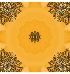 Indian art seamless print vector