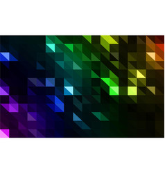 mosaic multicolor background vector image