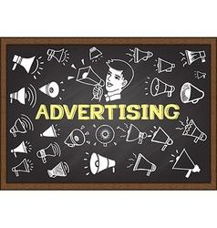 Advertising vector