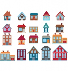 Buildings vector vector