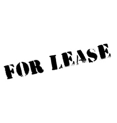 For Lease rubber stamp vector
