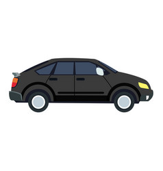 car vehicle transport speed motor image vector image